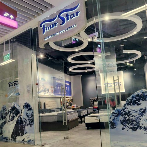 Four Star Kinex - Mattress Shop in Singapore.