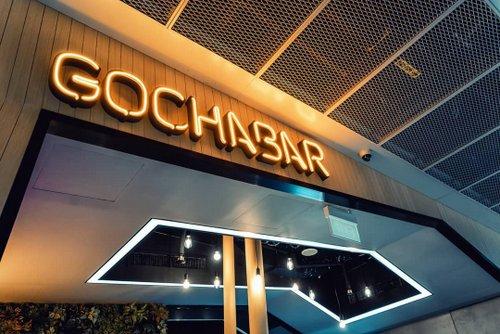 Gochabar juice bar at Funan mall in Singapore.
