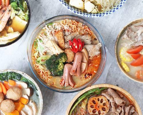 Gong Yuan Ma La Tang - Soup Restaurant in Singapore.