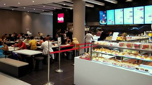 Hanis Cafe & Bakery in Singapore.