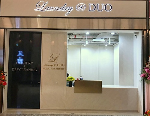 Laundry@DUO - Laundry and Drycleaning Service in Singapore - DUO Galleria.