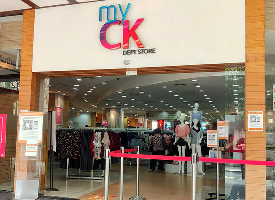 myCK Chinatown - Department Store in Singapore.