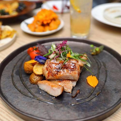 Noka's Koji Ton-Toro meal, available in Singapore.