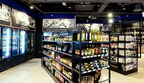 So France French gourmet food store at DUO Galleria mall in Singapore.