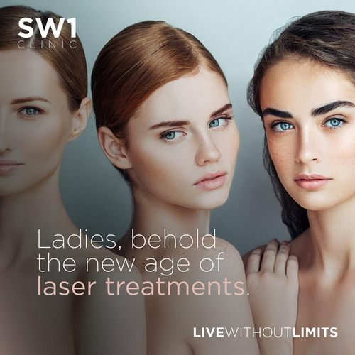 SW1 Clinic aesthetic and plastic surgery treatments in Singapore.