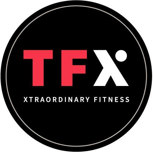 TFX fitness centre in Singapore.