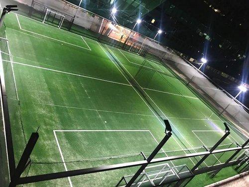 The Ark Futsal Changi Business Park Singapore.