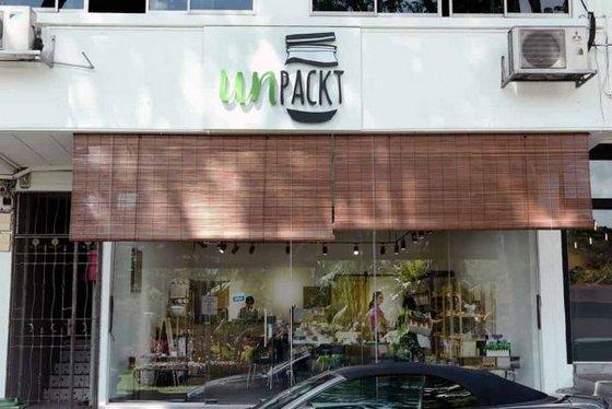 UnPackt - Eco Shop in Singapore - 6 Jalan Kuras.