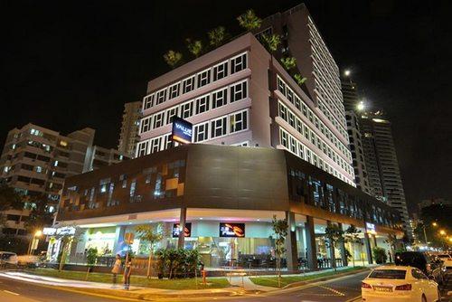 Value Hotel Thomson in Singapore.