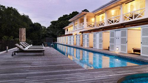Amara Sanctuary Resort Sentosa in Singapore.