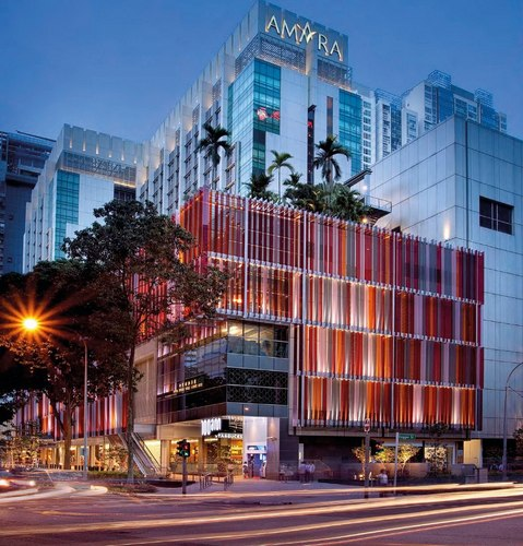 Amara Singapore Hotel.