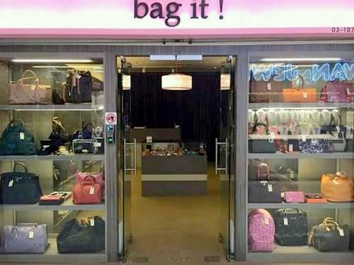 Bag It! Shop in Singapore - SHOPSinSG