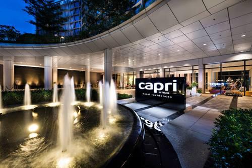 Capri by Fraser Changi City Singapore.