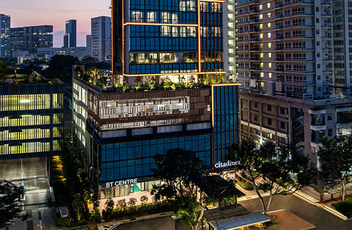 Citadines Balestier Singapore.