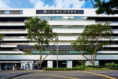 Concorde Hotel Singapore.