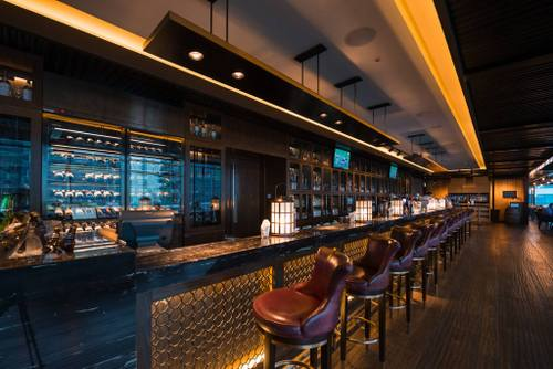 Cook & Brew gastro-bar at The Westin Singapore hotel.