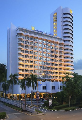 Copthorne Kings Hotel in Singapore.