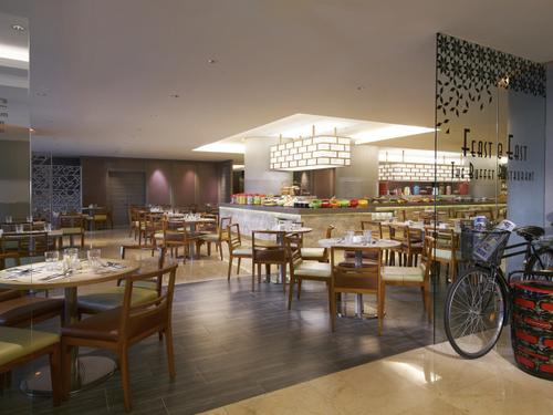 Feast@East Buffet Restaurant at Grand Mercure Singapore Roxy.