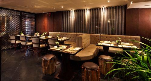 Fukusen Restaurant at Hotel Clover 33 Jalan Sultan Singapore.