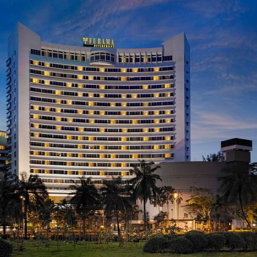 Furama RiverFront Hotel in Singapore.