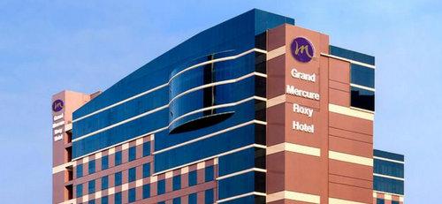 Grand Mercure Singapore Roxy hotel.