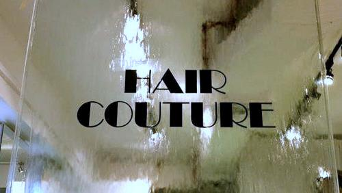 Hair Couture salon at Far East Plaza mall in Singapore.