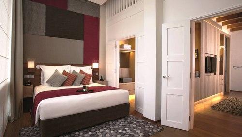 Heritage Suite at Le Méridien Singapore, Sentosa.