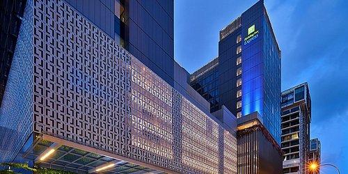 Holiday Inn Express Singapore Katong hotel.