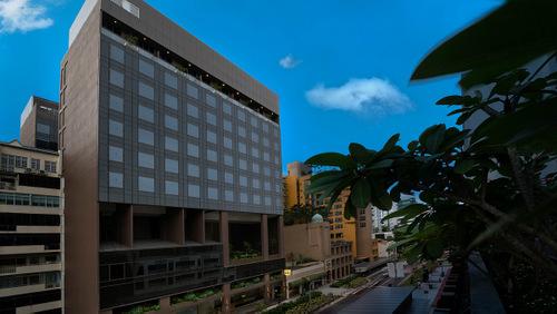 Hotel Mi Singapore.