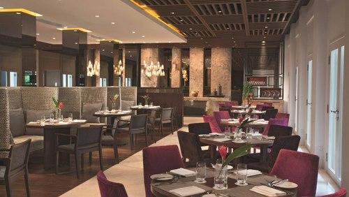 Latest Recipe restaurant at Le Méridien Singapore, Sentosa.