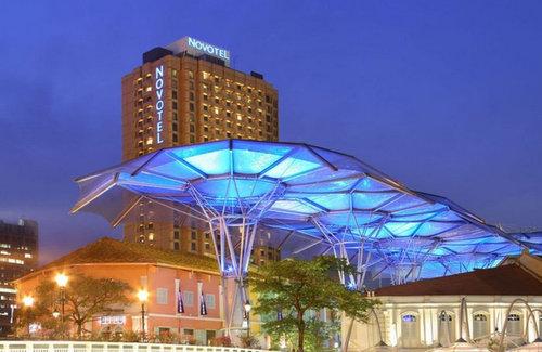 Novotel Clarke Quay Singapore.
