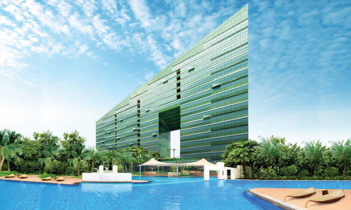 Orchard Scotts Residences - Serviced Apartments in Singapore.