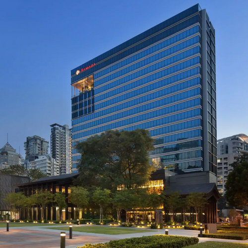 Ramada by Wyndham Singapore at Zhongshan Park.