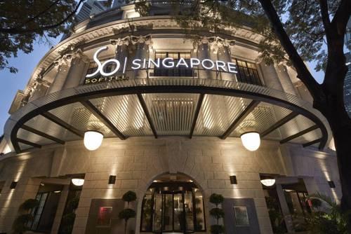 SO/ Sofitel Singapore Hotel.