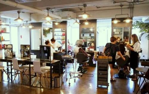 TEAM CREATIVE Korean Hair Salon in Singapore.