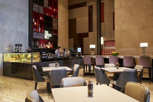 The Coffee Belt deli at Park Hotel Farrer Park Singapore.