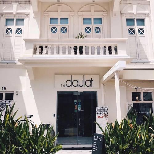The Daulat Hotel Singapore.