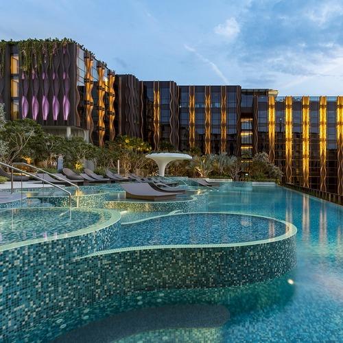 The Outpost Hotel Sentosa Singapore.