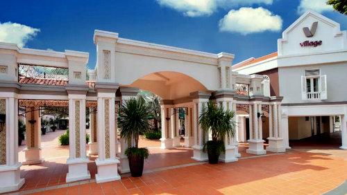 Village Hotel Albert Court Singapore.