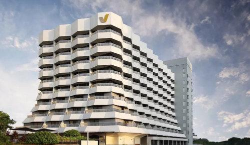 Village Hotel Katong Singapore.