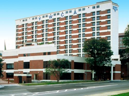 YWCA Fort Canning Lodge hotel in Singapore.