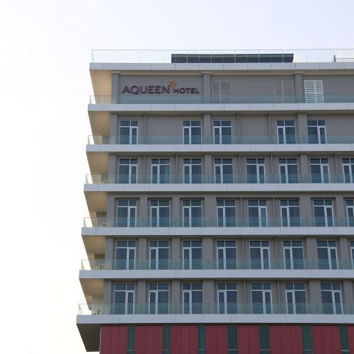 Aqueen Hotel Paya Lebar in Singapore.