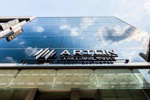 Arton Boutique Hotel in Singapore.