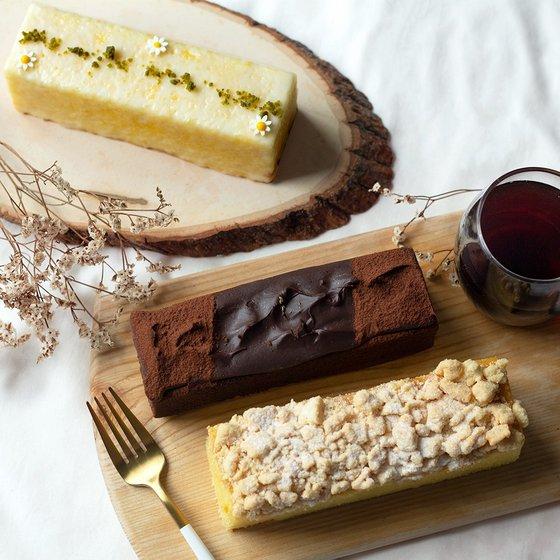 Bar Cake Trio - BreadTalk Shop.