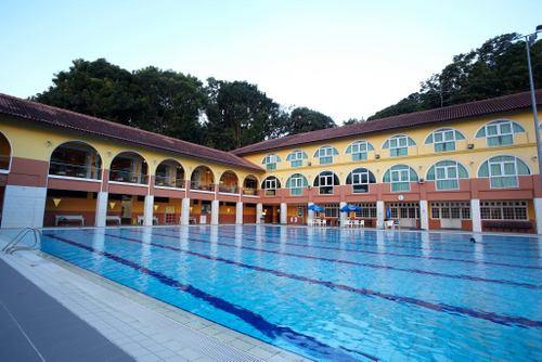 Changi Beach Club Resort in Singapore.