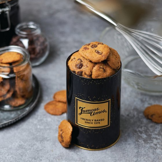 Chocolate Chip Cookies in Singapore - Famous Amos.