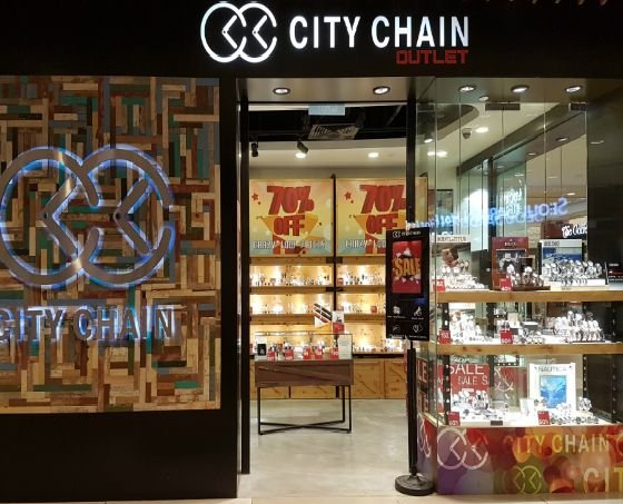 City Chain Outlet IMM.