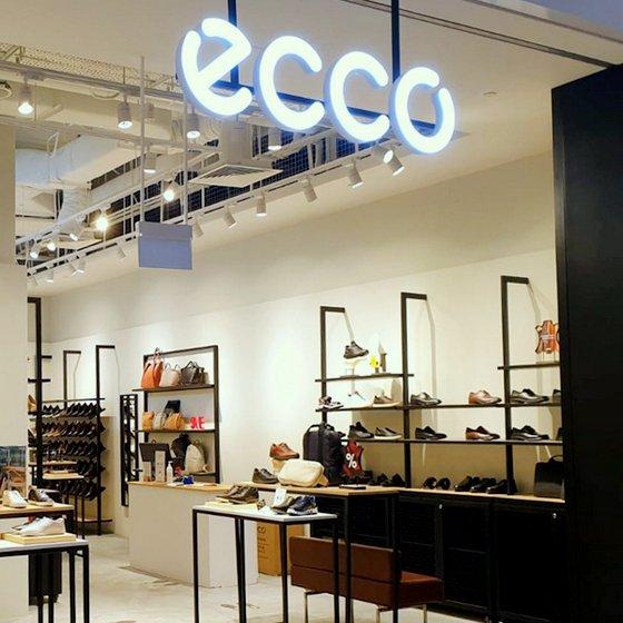 ECCO Stores - JEM - Men's & Women's Shoes in Singapore.