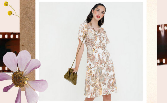 Floral Dresses in Singapore - FOND.