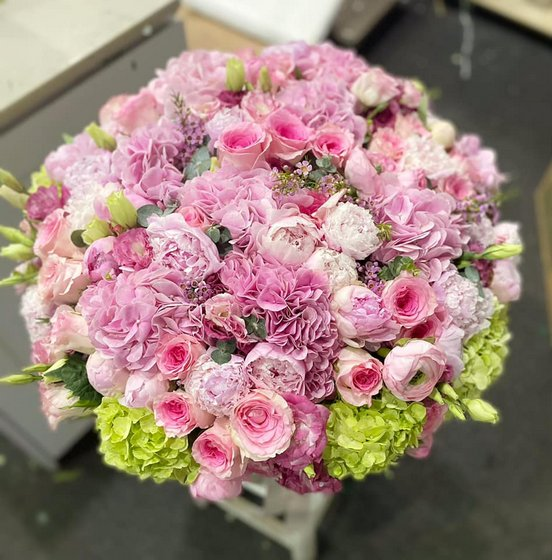 Flower Bouquet in Singapore - Simply Flowers.